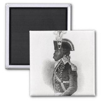 Portrait of Toussaint L'Ouverture Magnet