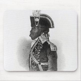 Portrait of Toussaint L'Ouverture Mouse Pad
