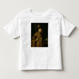 Portrait of Tsar Fyodor III Alexeevich Toddler T-shirt