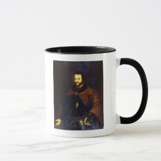 Portrait of Tsar Ivan the V Alexeyevich Mug
