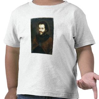 Portrait of Tsar Ivan the V Alexeyevich T-shirt