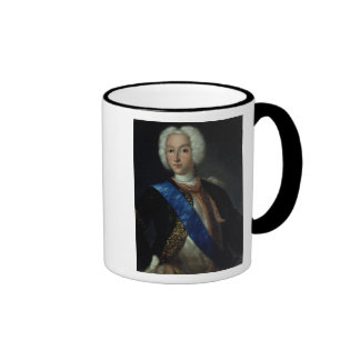 Portrait of Tsar Peter II Mug