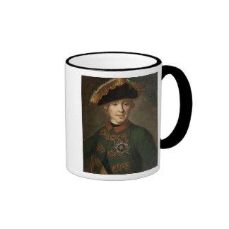 Portrait of Tsar Peter III Mug