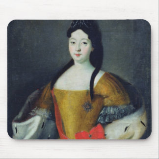 Portrait of Tsarevna Anna Petrovna, 1740s Mouse Pad