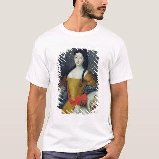 Portrait of Tsarevna Anna Petrovna, 1740s T-Shirt