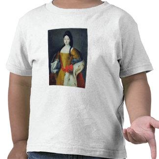 Portrait of Tsarevna Anna Petrovna, 1740s T Shirts