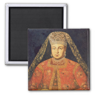 Portrait of Tsarina Marfa Matveyevna Magnet