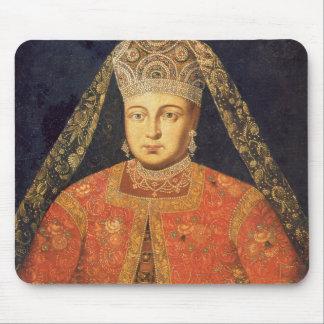 Portrait of Tsarina Marfa Matveyevna Mouse Pad