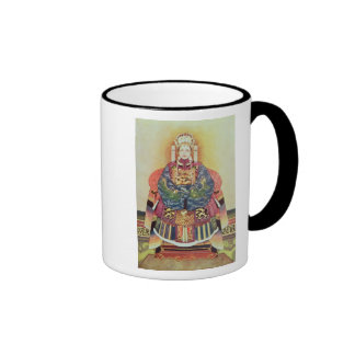 Portrait of Tzu Hsi the Empress Dowager Coffee Mug
