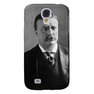Portrait of U S President Theodore Roosevelt Samsung Galaxy S4 Cover