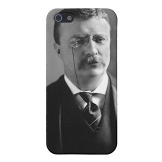 Portrait of U.S. President Theodore Roosevelt iPhone 5 Cover