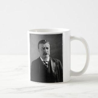 Portrait of U S President Theodore Roosevelt Coffee Mug