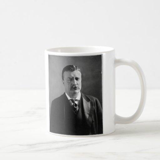 Portrait of U.S. President Theodore Roosevelt Coffee Mug
