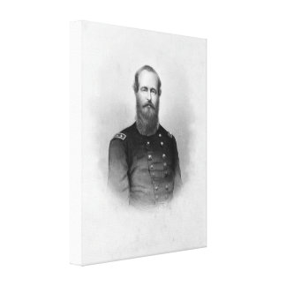 """Portrait of Ulysses S. Grant"" canvas print"