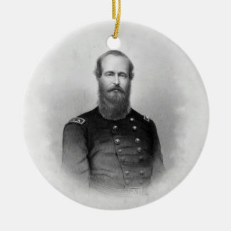Portrait of Ulysses S. Grant ornament