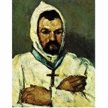 Portrait Of Uncle Dominique As A Monk Acrylic Cut Out