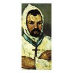 Portrait Of Uncle Dominique As A Monk Personalized Rack Card