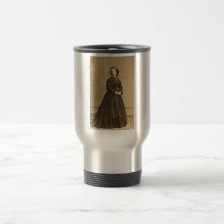 Portrait of Union Spy Pauline Cushman Coffee Mugs