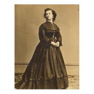 Portrait of Union Spy Pauline Cushman Postcard