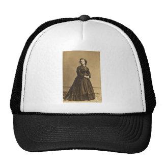 Portrait of Union Spy Pauline Cushman Trucker Hat
