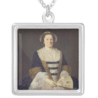 Portrait of Unknown Lady Necklace