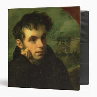 Portrait of Vassily Zhukovsky, 1816 Binder
