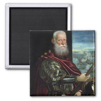 Portrait of  Vernier  Commander-in-Chief Magnet