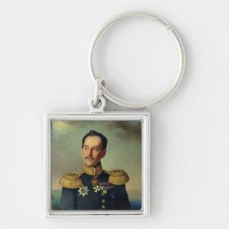 Portrait of Vice-admiral Nikolai Keychain