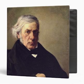 Portrait of Victor Cousin  c.1881 3 Ring Binder