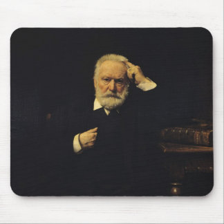 Portrait of Victor Hugo  1879 Mouse Pad