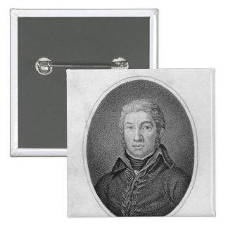 Portrait of Victor Moreau Button