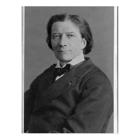 Portrait of Victorien Sardou Postcard