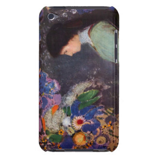 Portrait of Violet Heymann by Bertrand-Jean Redon iPod Case-Mate Case
