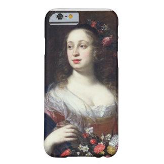 Portrait of Vittoria della Rovere dressed as Flora Barely There iPhone 6 Case