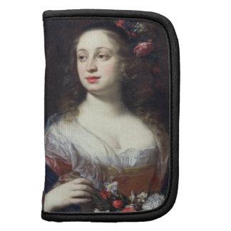 Portrait of Vittoria della Rovere dressed as Flora Folio Planner
