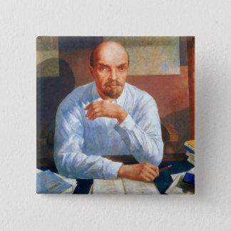 Portrait of Vladimir Ilyich Lenin , 1934 Button