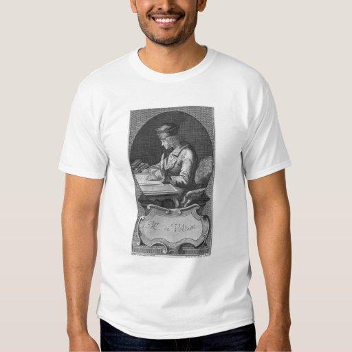 Portrait of Voltaire at Ferney T-Shirt