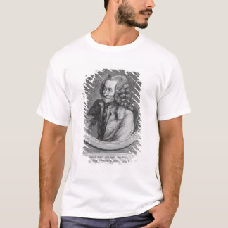 Portrait of Voltaire, from a drawing T-Shirt