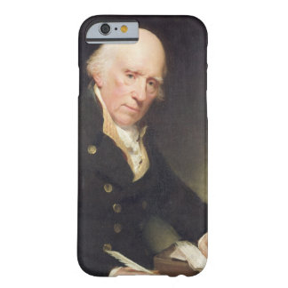 Portrait of Warren Hastings (1732-1818) at his Des Barely There iPhone 6 Case