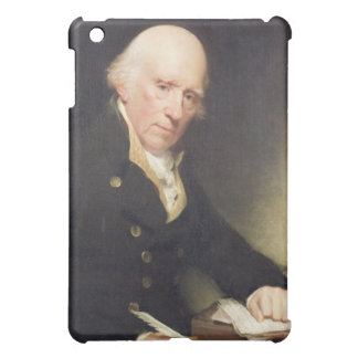 Portrait of Warren Hastings (1732-1818) at his Des Case For The iPad Mini