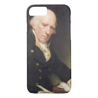 Portrait of Warren Hastings (1732-1818) at his Des iPhone 8/7 Case