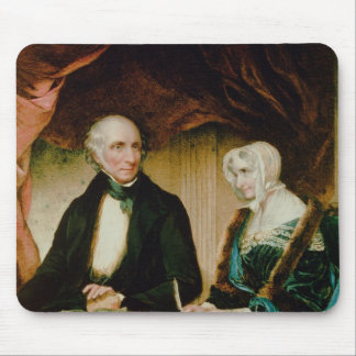 Portrait of William and Mary Wordsworth, 1839 Mouse Pad
