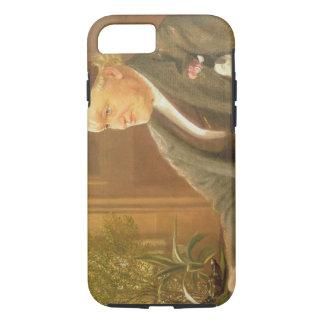 Portrait of William Bell Scott (1811-90), 1886 (oi iPhone 8/7 Case