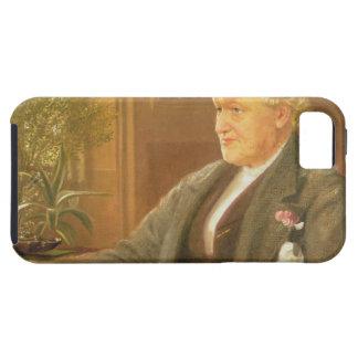 Portrait of William Bell Scott (1811-90), 1886 (oi iPhone SE/5/5s Case