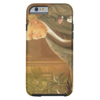 Portrait of William Bell Scott (1811-90), 1886 (oi Tough iPhone 6 Case