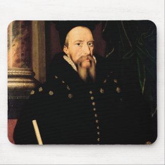 Portrait of William Cecil Mouse Pad
