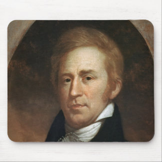 Portrait of William Clark, c.1807 Mouse Pad