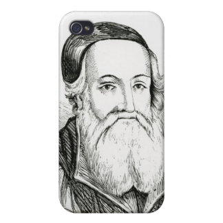 Portrait of William Grindal Covers For iPhone 4