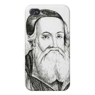 Portrait of William Grindal iPhone 4/4S Cover