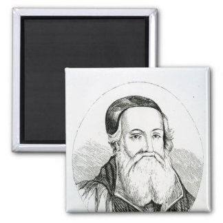 Portrait of William Grindal Magnet